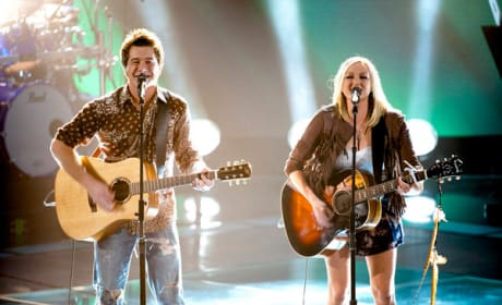 The Line's Blind Audition
