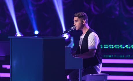 Nick at the Piano - American Idol