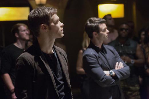 Klaus & Elijah Work Together