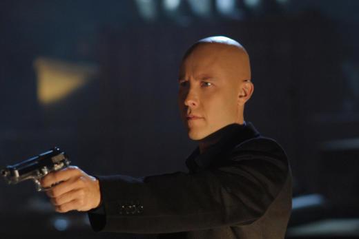 Lux Luthor on Smallville