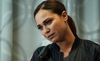 Chicago Fire Shocker: Monica Raymund Returns!