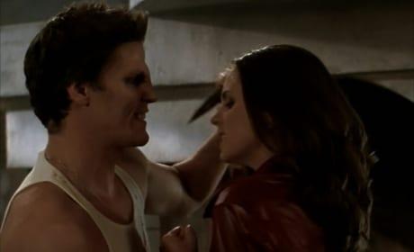 Angelus Returns - Buffy the Vampire Slayer Season 3 Episode 17