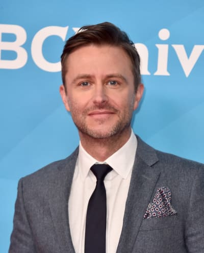 Chris Hardwick Attends Event