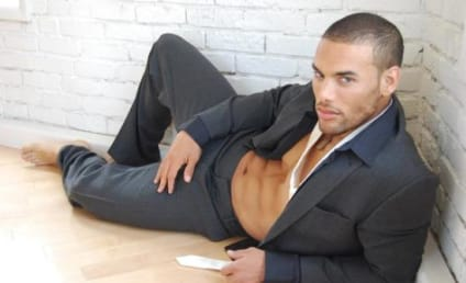 Marcus Patrick Dishes on Playgirl Scandal