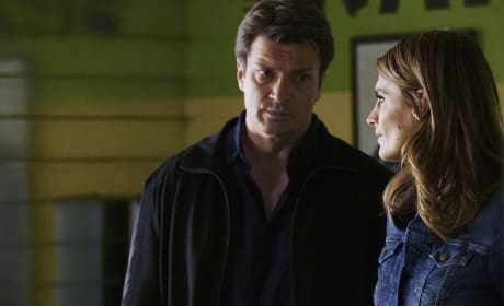 Partners in Crime, Love - Castle