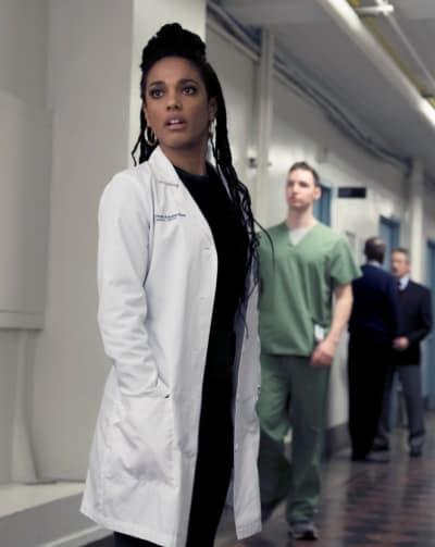Work Wife - New Amsterdam Season 1 Episode 9