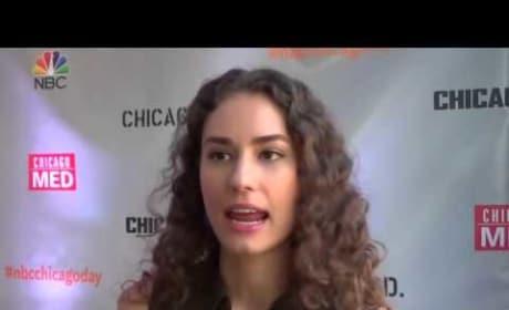 Rachel DiPillo Teases Chicago Med