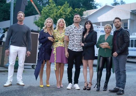 Shaken Up - BH90210 Season 1 Episode 4