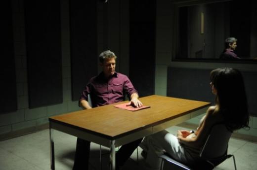 Jim Interviews A Suspect