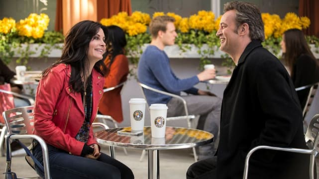 Friends Again on Cougar Town