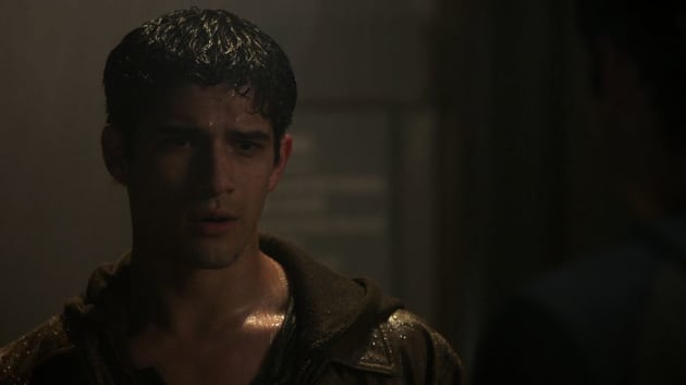 Out of the Pack - Teen Wolf