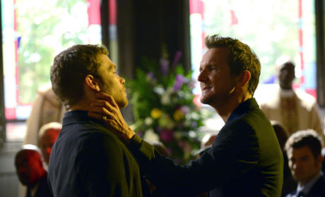 What do you think of Mikael and Esther's return on The Originals?