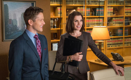 Teaming Up - The Good Wife