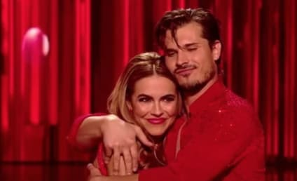 Dancing With the Stars' Chrishell Stause Shuts Down Gleb Savchenko Romance Rumors