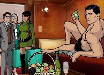 Watch Archer Season 1 Episode 7 Online