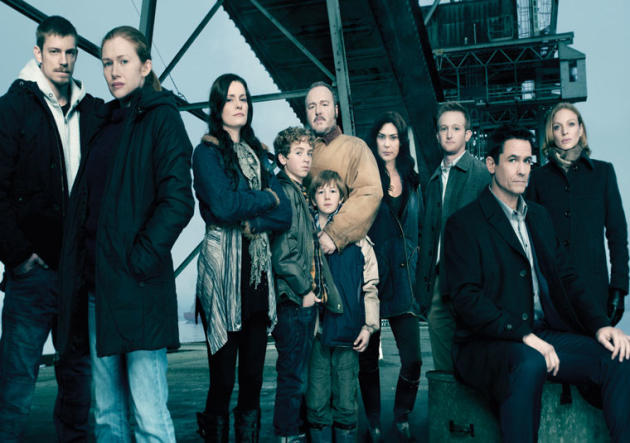 The Killing Cast Pic