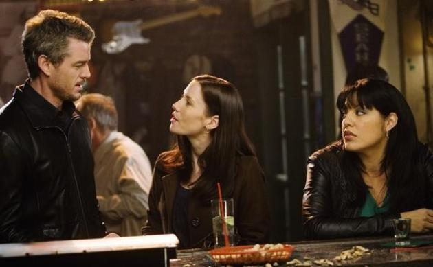 Callie, Mark and Lexie