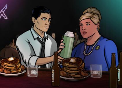 Watch Archer Season 3 Episode 10 Online
