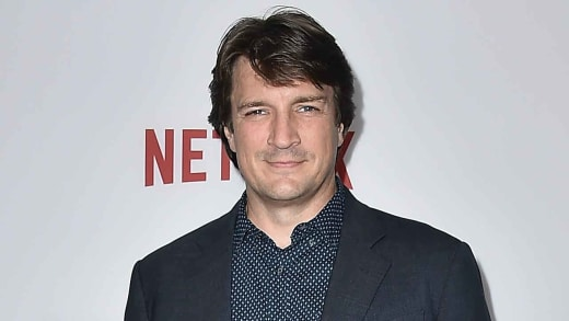 Nathan Fillion A Series of Unfortunate Events - Lemony Snicket's A Series of Unfortunate Events
