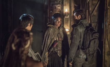 The 100 Photo Preview: The Only Hope