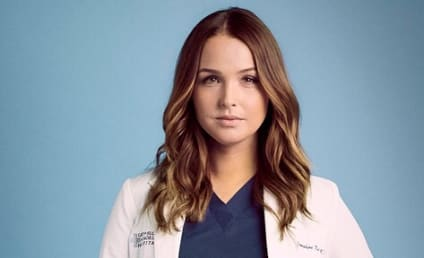 Grey's Anatomy Star Camilla Luddington on The Vampire Diaries? It Almost Happened!