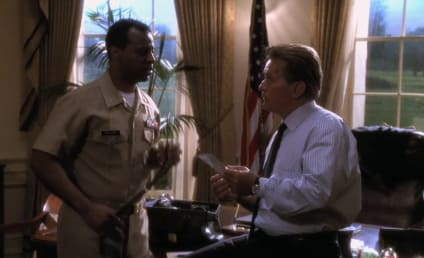 The West Wing Season 1 Episode 2 Review: Post Hoc, Ergo Procter Hoc
