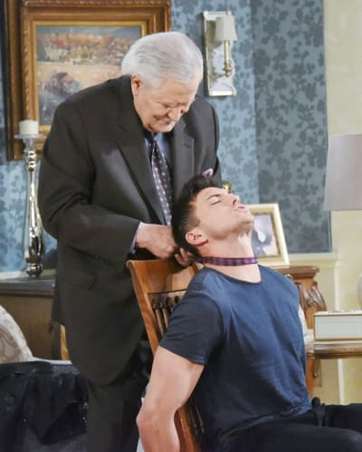 Stopping a Murder - Days of Our Lives