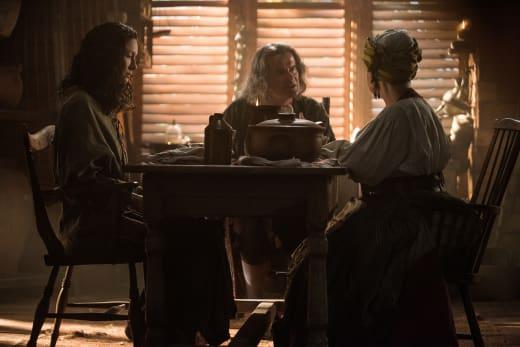 Dinner Party - Outlander Season 3 Episode 11
