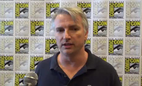 Glen Mazzara Previews Damien