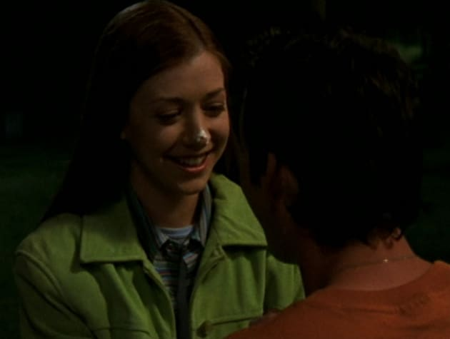 Sweet Flirtation - Buffy the Vampire Slayer Season 2 Episode 1