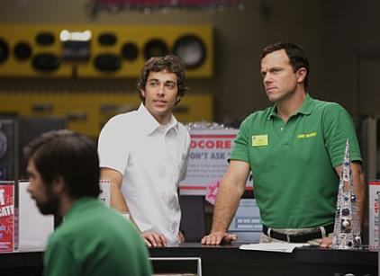 Watch Chuck Season 1 Episode 11 Online