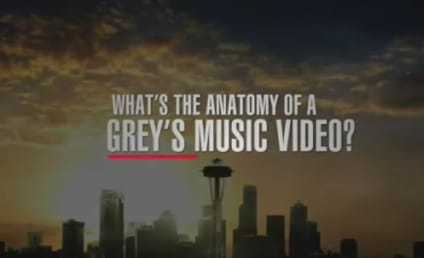 Behind the Scenes of Grey's Anatomy Music Video, Season Premiere