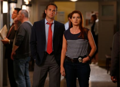Watch The Mysteries of Laura Season 1 Episode 5 Online