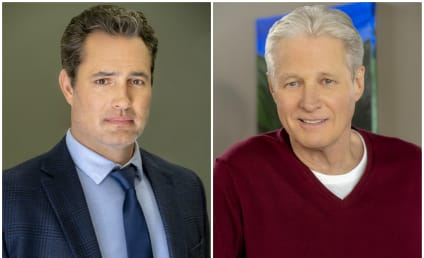 Victor Webster and Bruce Boxleitner Tease Matchmaker Mysteries: A Fatal Romance