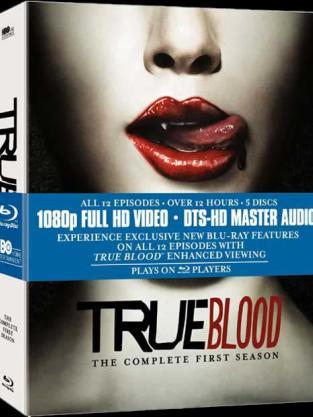 True Blood Blu-Ray