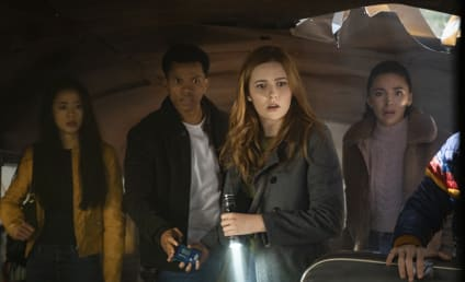 Nancy Drew Season 2 Episode 1 Review: The Search for the Midnight Wraith