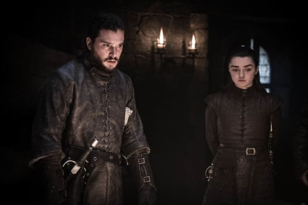 Plotting - Game of Thrones Season 8 Episode 2