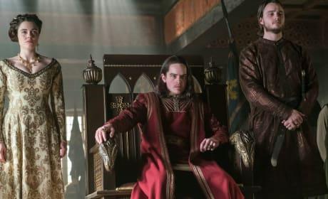 King Alfred - Vikings Season 5 Episode 14