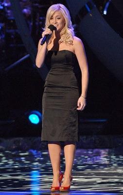 Kellie Pickler of American Idol
