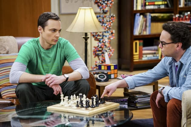A Game of Chess - The Big Bang Theory Season 10 Episode 13