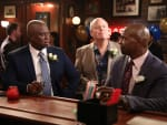 Terry and Holt at Bar - Brooklyn Nine-Nine Season 7 Episode 6