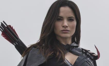 Arrow: Katrina Law Books Return as Nyssa Al Ghul!