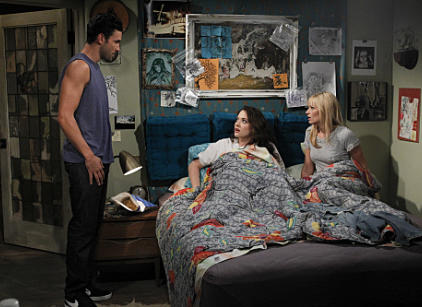 Watch 2 Broke Girls Season 1 Episode 2 Online