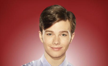 Chris Colfer Promo Picture