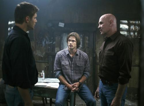 Supernatural Season Six Scene