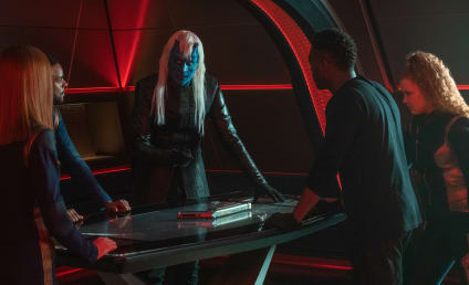 Star Trek: Discovery Season 3 Episode 12 Review: There is a Tide...