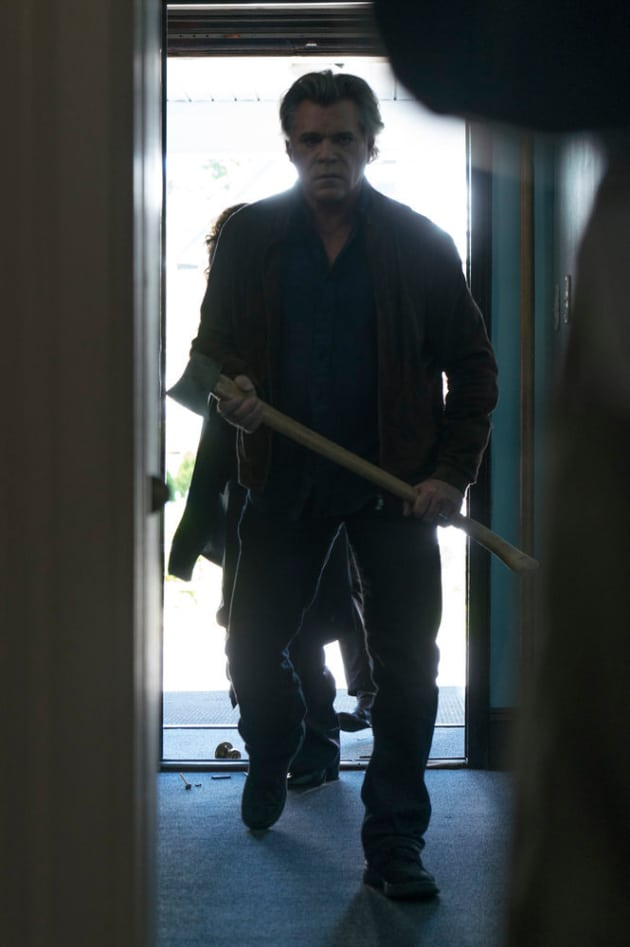 Woz And His Ax - Shades of Blue Season 2 Episode 7