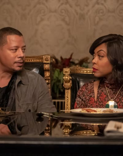 A Tension-Filled Dinner - Empire Season 5 Episode 10