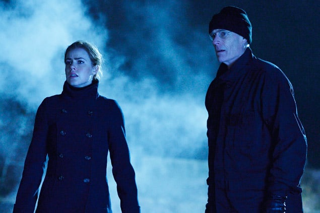 An unsanctioned mission 12 monkeys