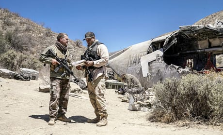 Mission in Syria - NCIS: Los Angeles